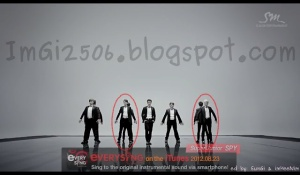 Fakta Unik MV Super Junior - SPY
