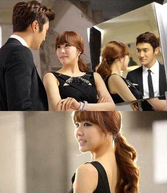 Foto Tiffany dan Siwon Kompak Syuting Iklan Make Up – K ...
