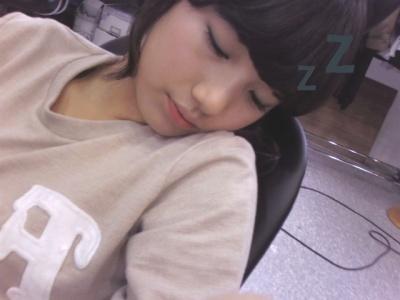s-sleeping